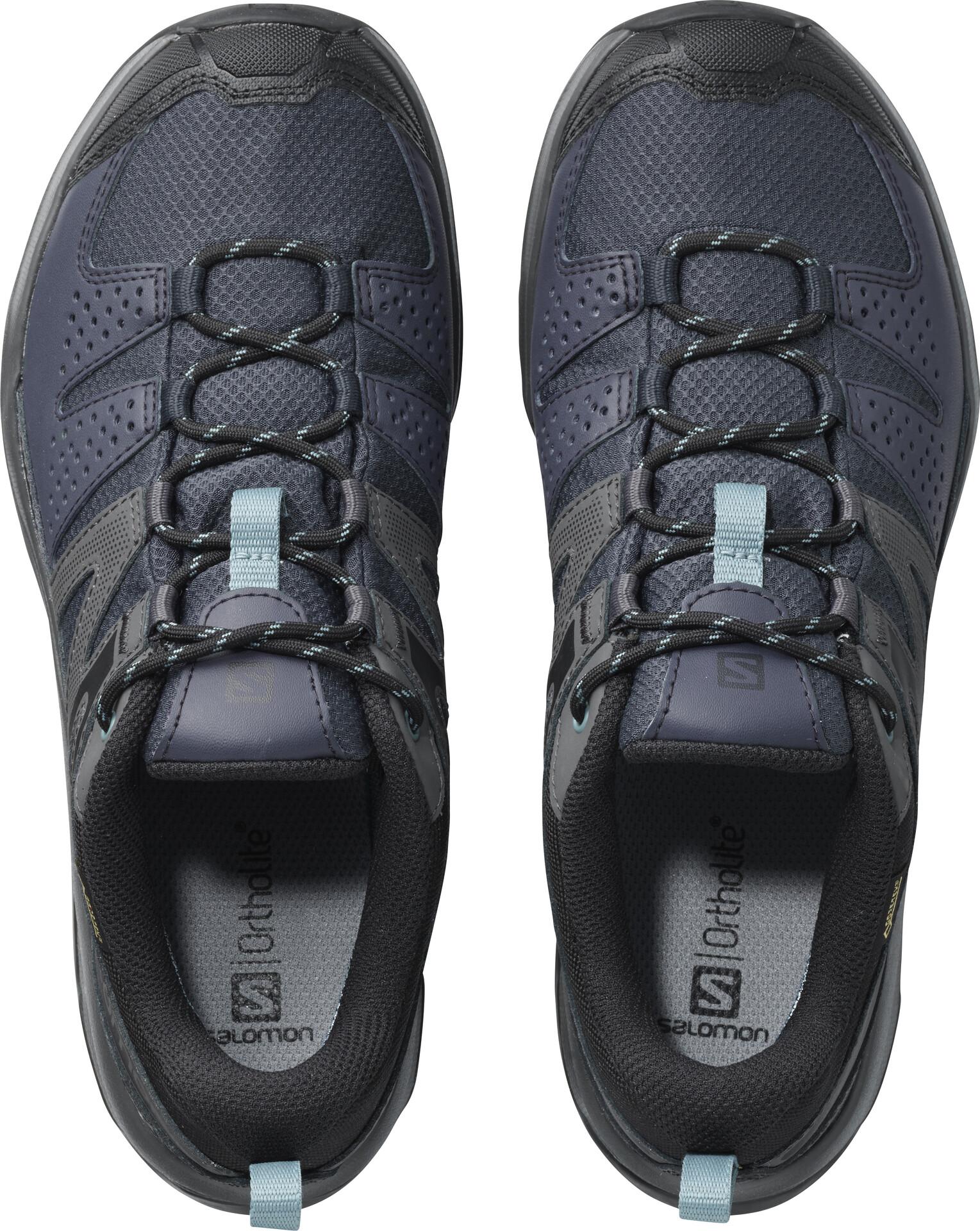Radiant Gtx Salomon Chaussures X FemmeGraphitemagnettrellis CQdxoWBreE